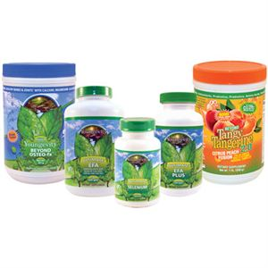 Youngevity Australia Brain and Heart Pack